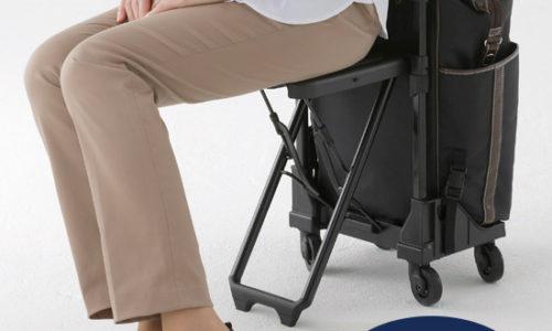 椅子にもなる!人気の座れるキャリーケースおすすめ5選!