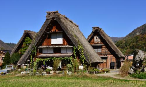 「白川郷」周辺の合掌造りの宿と人気旅館おすすめ5選