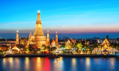 バンコク旅行するなら持って行きたい!旅行ガイドブックおすすめ6選