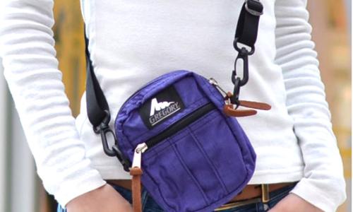 旅行で持ち歩きたい!おしゃれなショルダーバッグの通販おすすめ6選